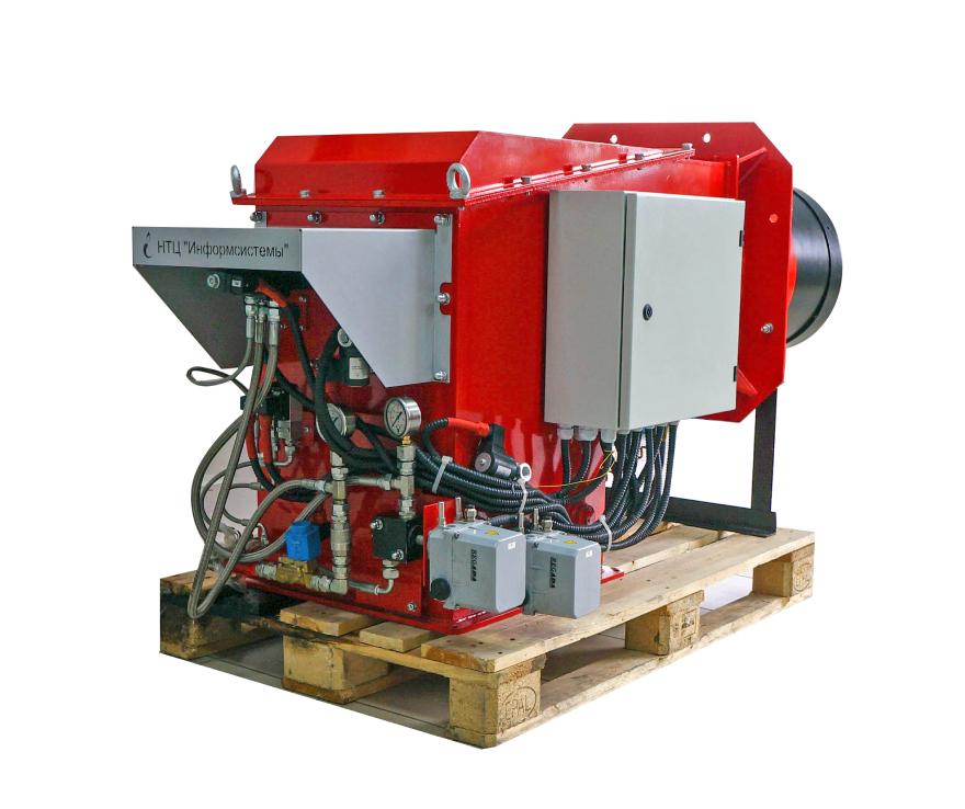 Газовая промышленная горелка или промышленная дизельная горелка